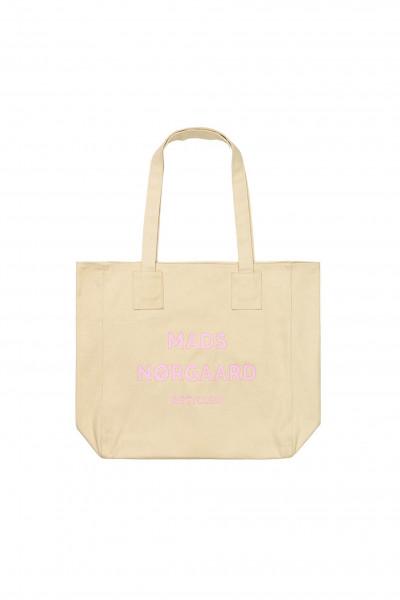 MadsNørgaard, Recyled Boutique, Athene Bag, Beige / Rose