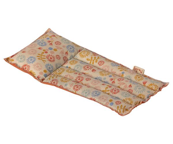 Maileg, Air mattress, Mouse - Flower