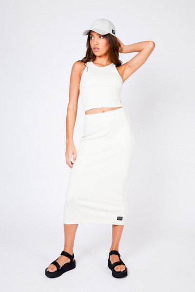 "Dr Denim "" Tabitha Skirt"" Pinfire"