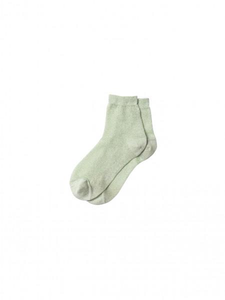 BeckSöndergaard, Glitter Scarlett Sock, Green