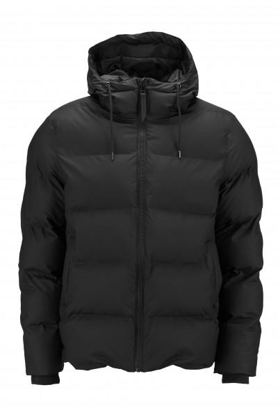 Rains, Puffer Jacket,Black