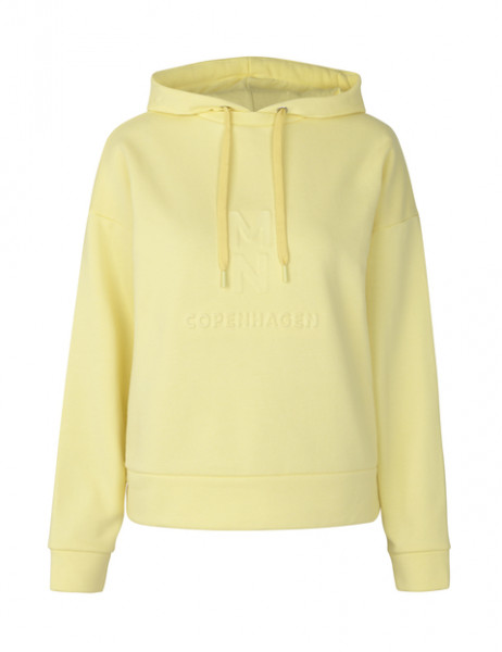Mads Nørgaard, Eco Bold Sweat Tilsa Embo, Soft Yellow
