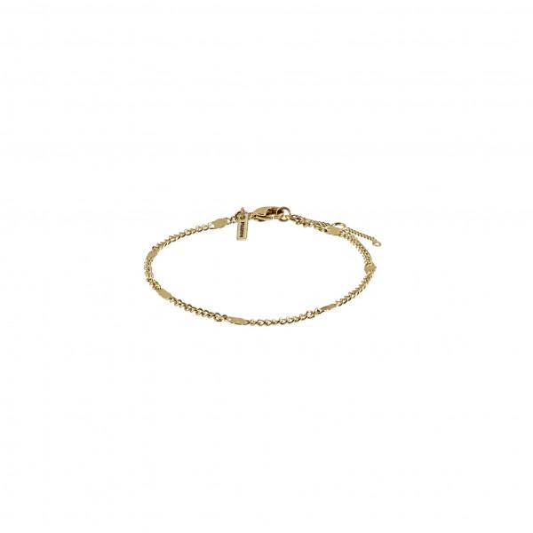 Pilgrim, Armband, Cat, vergoldet
