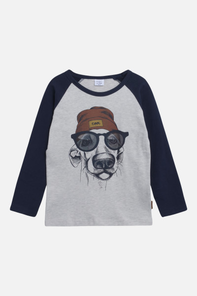 Hust & Claire, Albinus T-Shirt L/S, GOTS