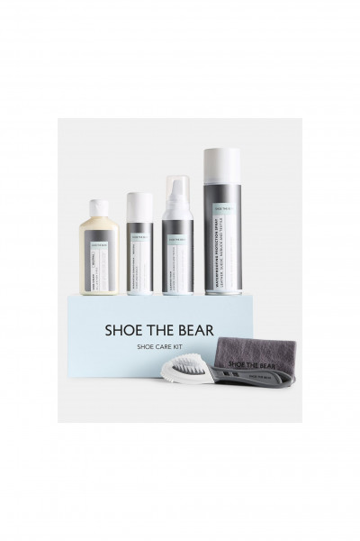 ALL-IN-ONE Shoe Care Kit - NATURAL