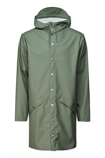 Rains, Long Jacket, Olive