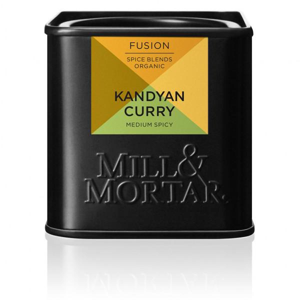 Mill&Mortar, Kandyan Curry, Medium Spicy, 50g