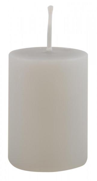 Ib Laursen, Diederich Ly Kerze, Grau, 4x6cm
