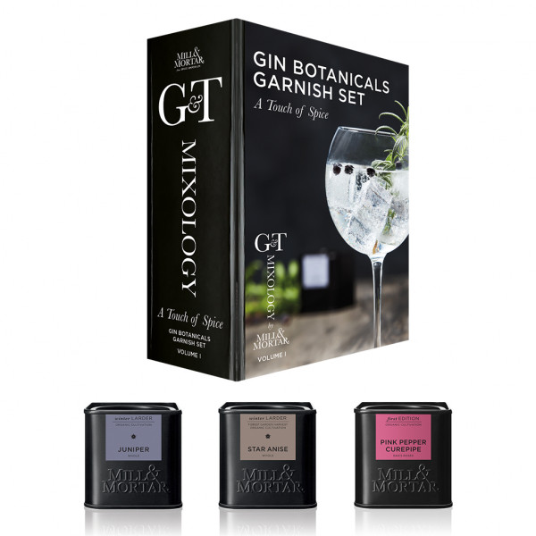 A Touch of Spice Mixology Vol. 1, G&T