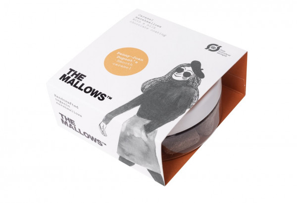 The Mallows, Penny Joan Dupont's Smooth Caramel, 80g