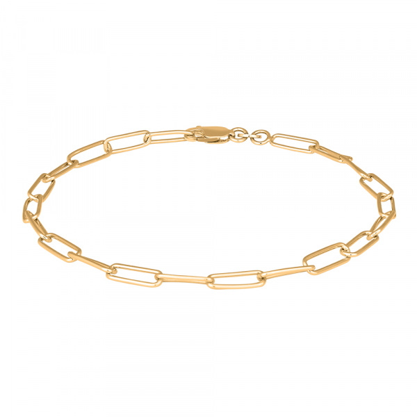 Nordahl, BOND52 Armband - vergoldetes Silber