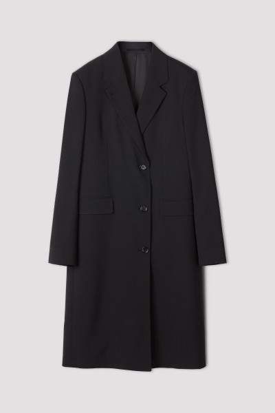 Filippa K, Barnes Coat, Black