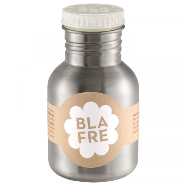 "BLA FRE ""steel bottle"" white, 300ml"