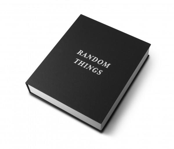 PrintWorks - Random Things Box - Black