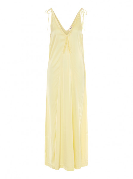 Custommade, Mira Dress, Pastel Yellow, 38/M