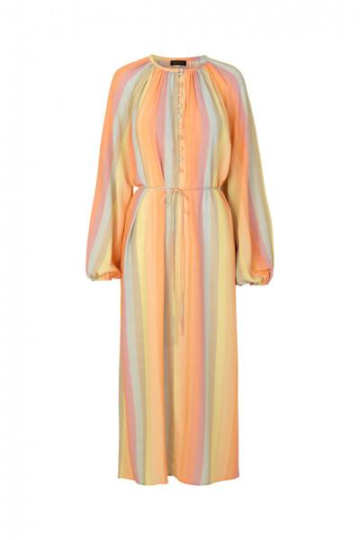 Stine Goya, Elia Dress, 851 Rainbow Viscose