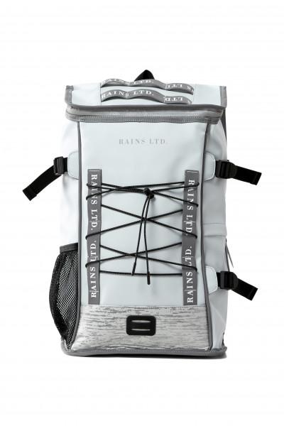 RAINS, LTD Mountaineer Bag, Ice Grey