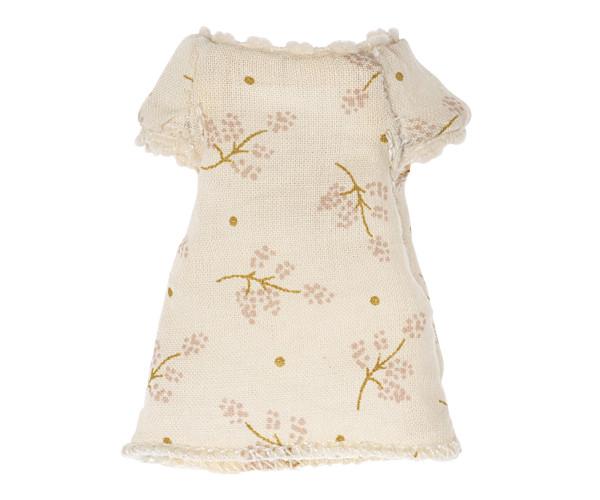 Maileg, Nachthemd für kleine Schwester Maus