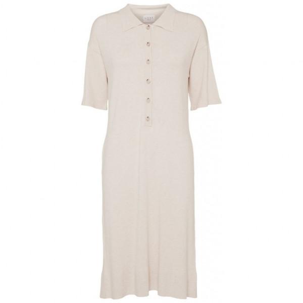 NORR - Chelsea Knit Dress - Off White
