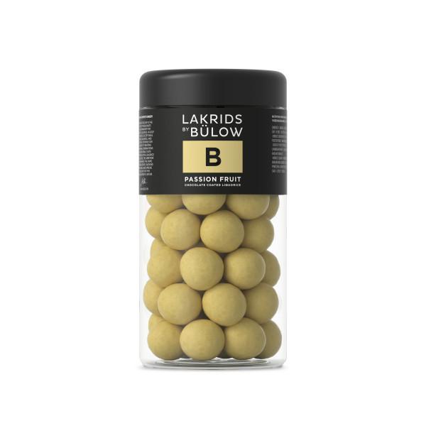 """Lakrids by Bülow, """"B"""" Passion Fruit, 256g"""