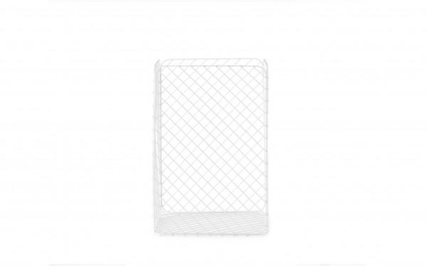 Normann, Track Basket 33x33xH49 White