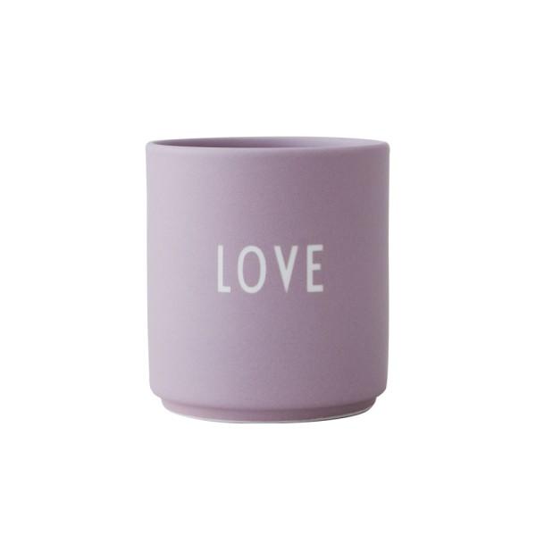 Design Letters, Favourite cups, LOVE
