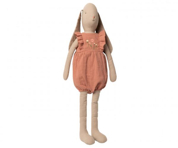 Maileg, Bunny size 5, Jumpsuit - Rose