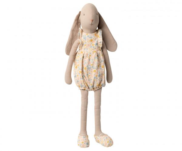 Maileg, Bunny Size 4 , Flower Suit