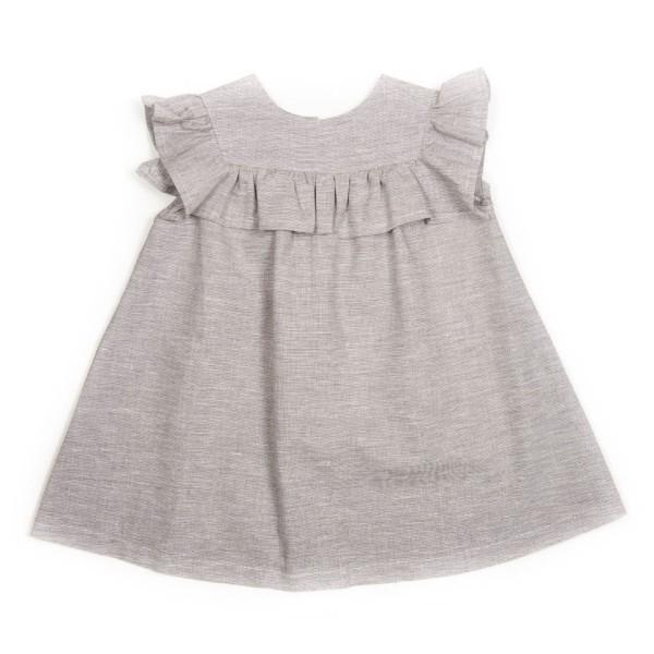 Huttelihut, Crowny Dress, Khaki