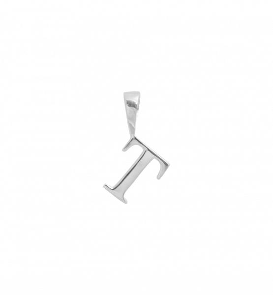 "Initial Charm ""T"""