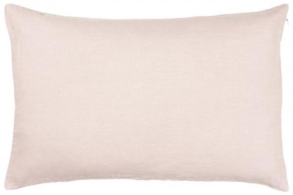 Ib Laursen, Leinen Kissenbezug rosa, 60x40cm