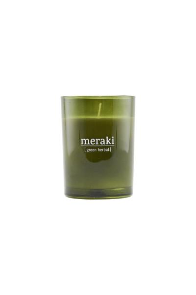 Meraki, Duftkerze, Green Herbal