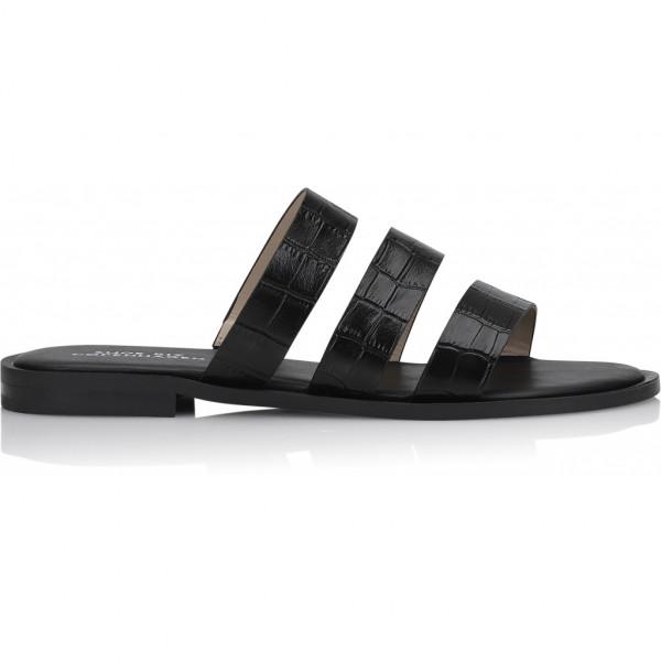 Shoe Biz, Niyo Croco, Black