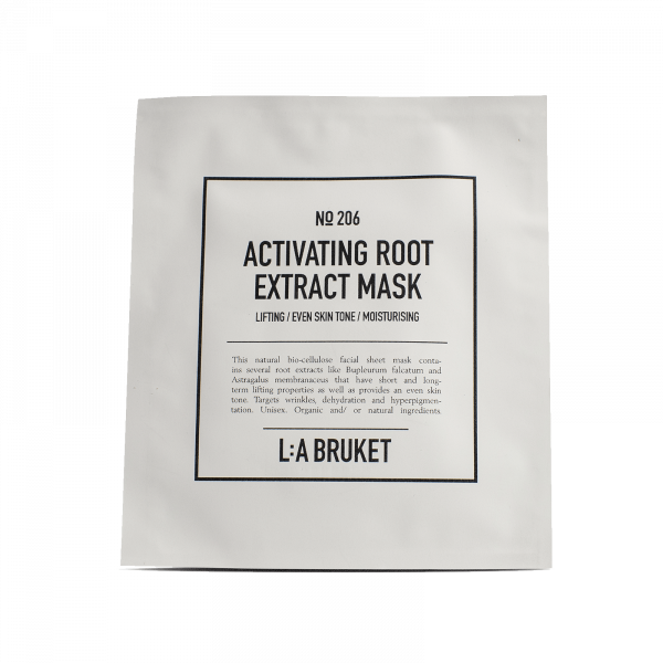 LA Bruket 206 Activating root extract mask 4x24ml
