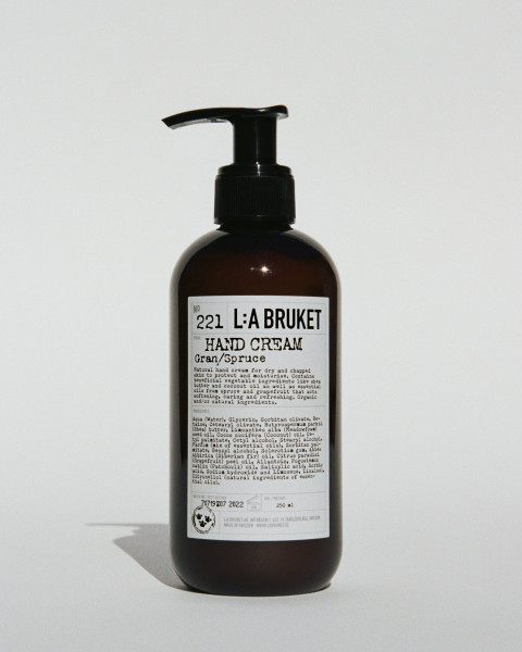 "L:A Bruket No. 211 ""Hand cream"" Spruce 250ml"