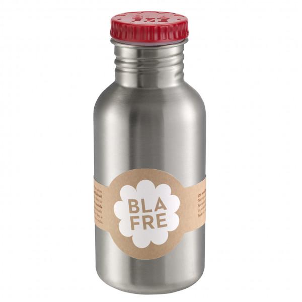Bla fre, Steel bottle, red, 500 ml