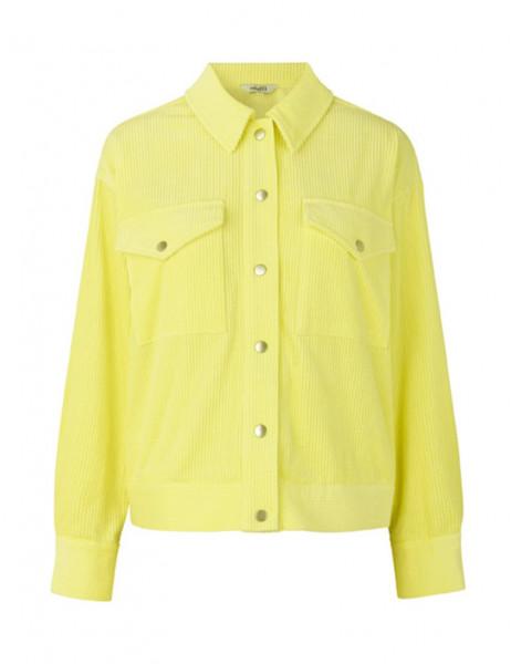 MbyM, Anno Loreen Shirt, Charlock Yellow