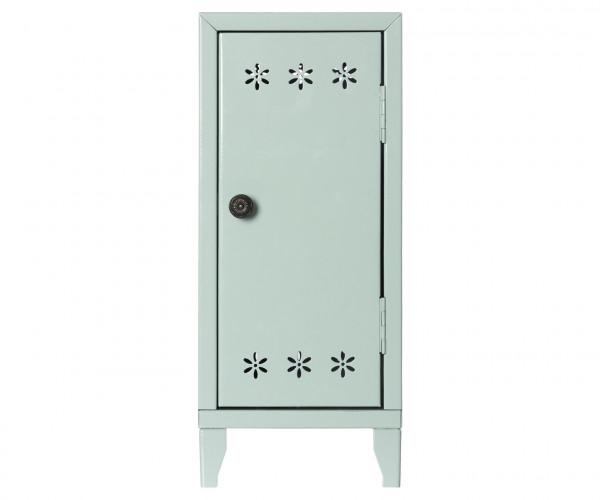 "Maileg ""Locker w. 3 hangers"" green"
