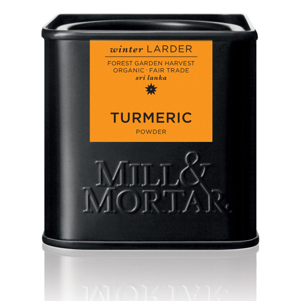 Turmeric, ground, Org., 50 g