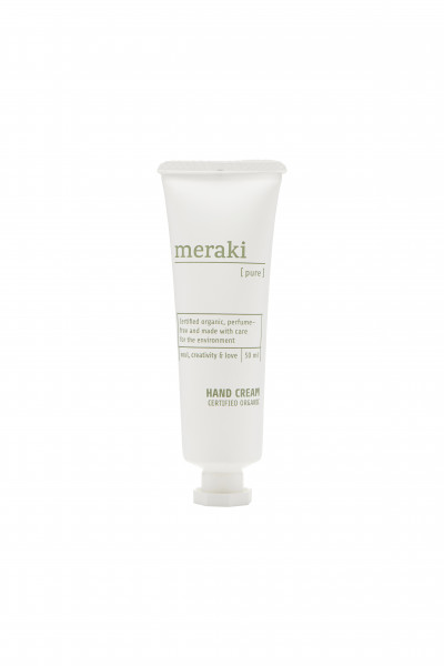 Meraki, Hand cream, Pure 50ml