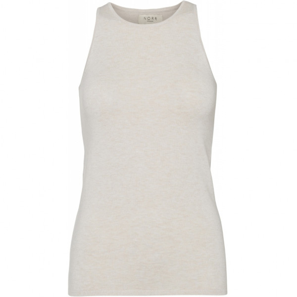 NORR, Chelsea Knit tank top , Off White
