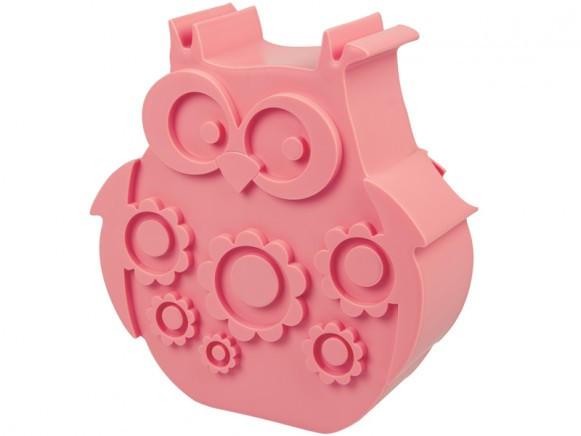"BLA FRE ""Lunchbox"" Owl, Pink"