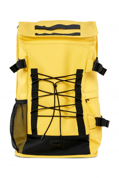 Rains, Mountaineer Bag, Yellow