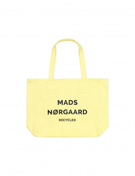 MadsNørgaard, Recyled Boutique, Athene Bag, Soft Yellow/ Black