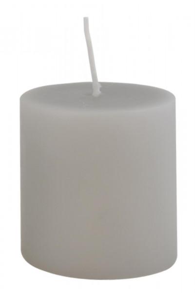 Ib Laursen, Diederich Ly Kerze, Grau, 6x7cm
