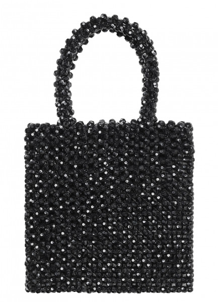 Beck Södergaard, Bead Bag, Black