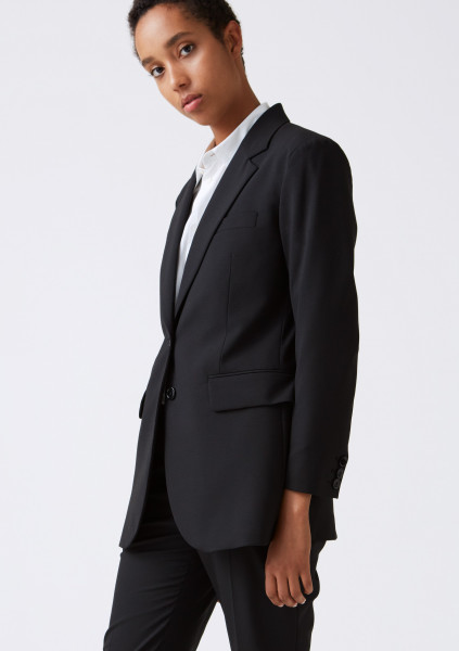 "Hope ""Strong Blazer"" Black"