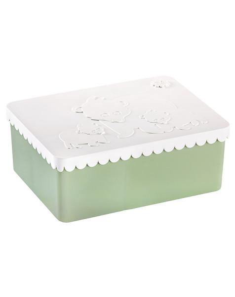 "BLA FRE ""Lunchbox"" Polar White / Light Green"