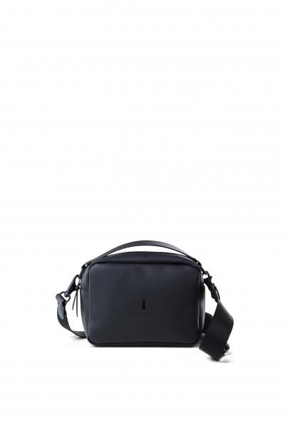 RAINS, Box Bag, Black
