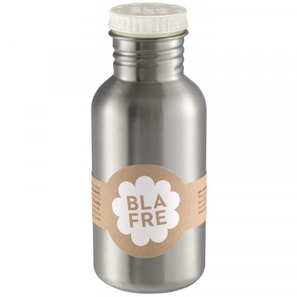 """BLA FRE """"Steel Bottle"""" White, 500ml"""